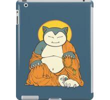 Hotei Snorlax iPad Case/Skin