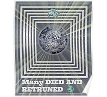 many retruned Poster