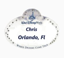 Chris From Orlando by astchipmunk