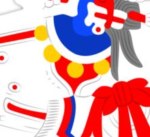 Mictlantecuhtli Sticker