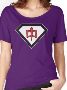 The Greatest Kryptonian-American Hero Women's Relaxed Fit T-Shirt