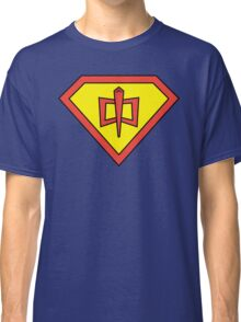 The Greatest Kryptonian-American Hero Classic T-Shirt