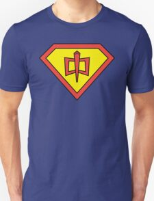 The Greatest Kryptonian-American Hero T-Shirt