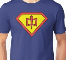 The Greatest Kryptonian-American Hero Unisex T-Shirt
