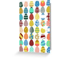 Say happy easter Greeting Card