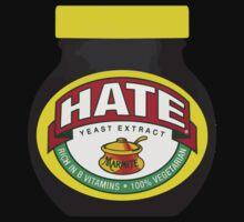 Marmite Hate by wildserenity