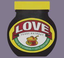 Marmite Love Kids Tee