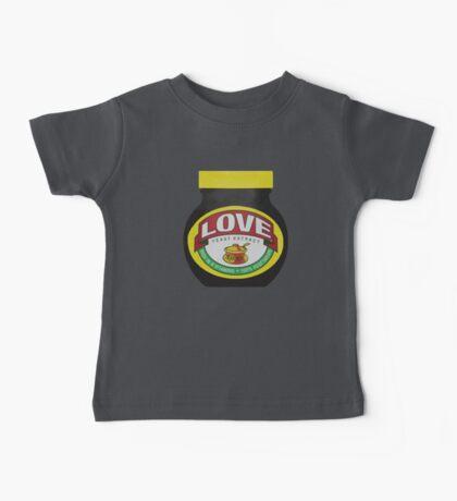 Marmite Love Baby Tee