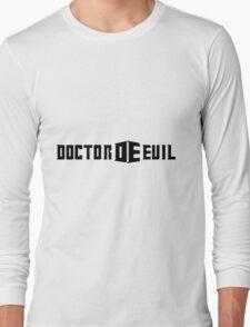 Doctor Evil Long Sleeve T-Shirt