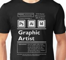 Graphic Artist Unisex T-Shirt