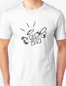 Ratman Companion Cube Unisex T-Shirt