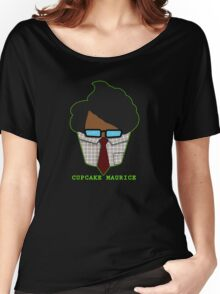 CUPCAKE MAURICE Parody Women's Relaxed Fit T-Shirt