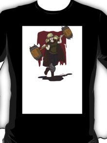 Harley Q. Bolton from Game of Heroes  T-Shirt
