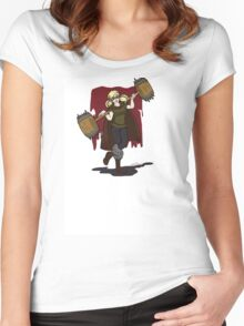 Harley Q. Bolton from Game of Heroes  Women's Fitted Scoop T-Shirt