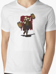 Harley Q. Bolton from Game of Heroes  Mens V-Neck T-Shirt