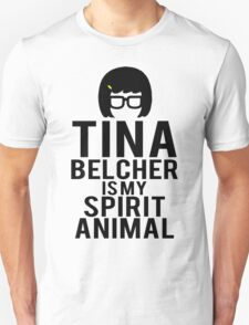 Tina Spirit Animal Unisex T-Shirt