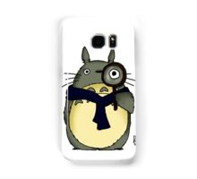 Sherlock x Totoro Samsung Galaxy Case/Skin