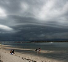 Storm?  What Storm? by JLOPhotography