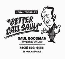 Better Call Saul by damagecontrol