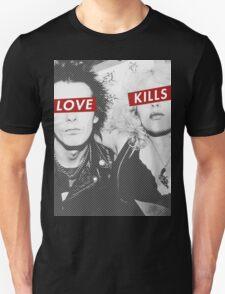 Love Kills - Sid & Nancy T-Shirt
