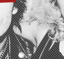 Love Kills - Sid & Nancy Sticker