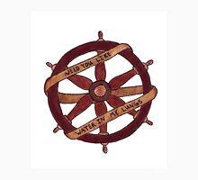 Brand New Ship Wheel Design T-Shirt
