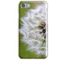 Happy Dandelion iPhone Case/Skin