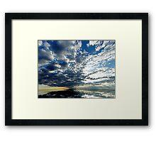 Dawn at Esker Lake Framed Print