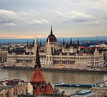 Beautiful Budapest by Sharon Kavanagh