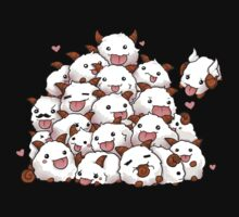 Poro bunch! League of legends by linkitty