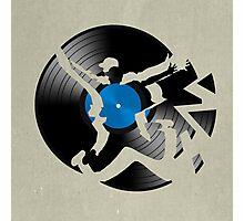 record Photographic Print