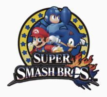 Super Smash Bros 4  by AfroBattler
