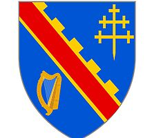 County Armagh Coat of Arms  by abbeyz71