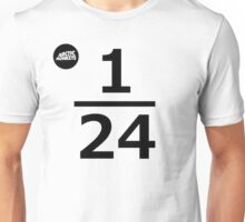 No Buses 1 in 24 Unisex T-Shirt