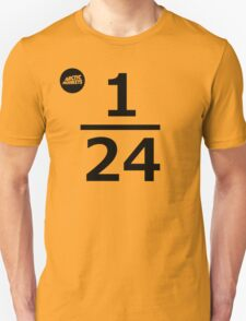 No Buses 1 in 24 T-Shirt