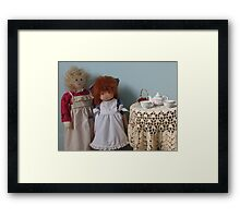 You Will Always be My Sweetie Framed Print