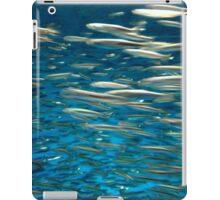 School of Sardines - Motion iPad Case/Skin