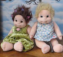 Lolly & Kim by Sandra Fortier