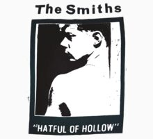 "The Smiths ""Hateful of Hollow"" shirt version 3 by Shaina Karasik"