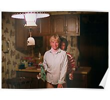 Cabin Cleanup 1983 Poster
