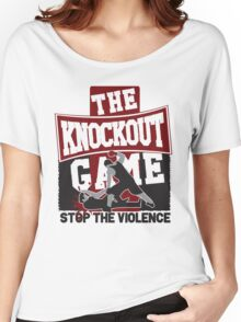 The KnockOut Game 3 Women's Relaxed Fit T-Shirt