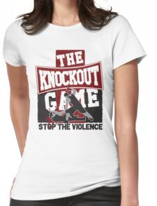 The KnockOut Game 3 Womens Fitted T-Shirt