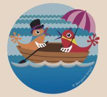 Love Birds by Margaret Krajnc