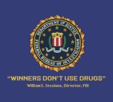 """Winners Don't Use Drugs"" by carnivean"