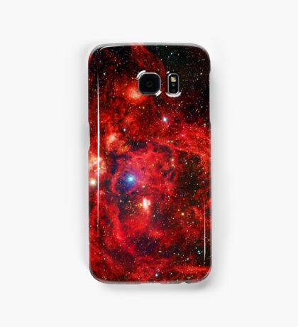 Lobster Nebula Triangle | Fresh Universe Samsung Galaxy Case/Skin
