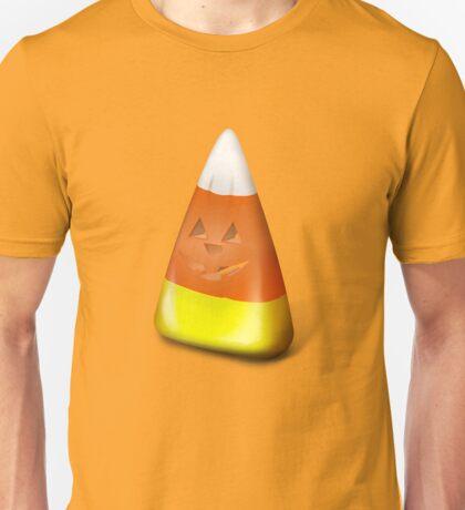 Halloween Candy Corn-O-Lantern Unisex T-Shirt