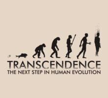 Transcendence Evolutionary Chart by andabelart