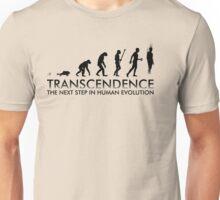 Transcendence Evolutionary Chart Unisex T-Shirt