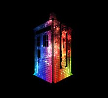 Dream World Tardis by emodist