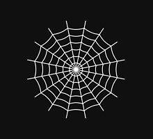 Spider Web - White Unisex T-Shirt